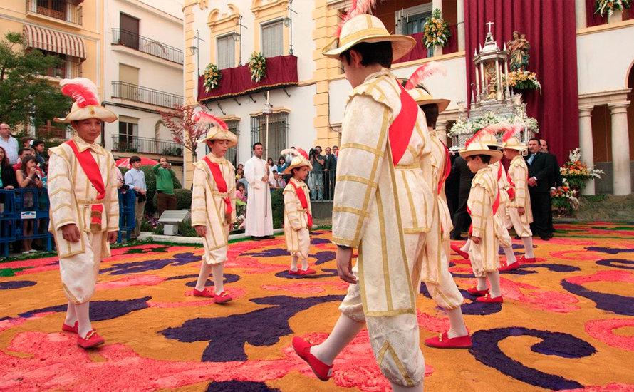 Corpus Christi Subbética Priego de Córdoba