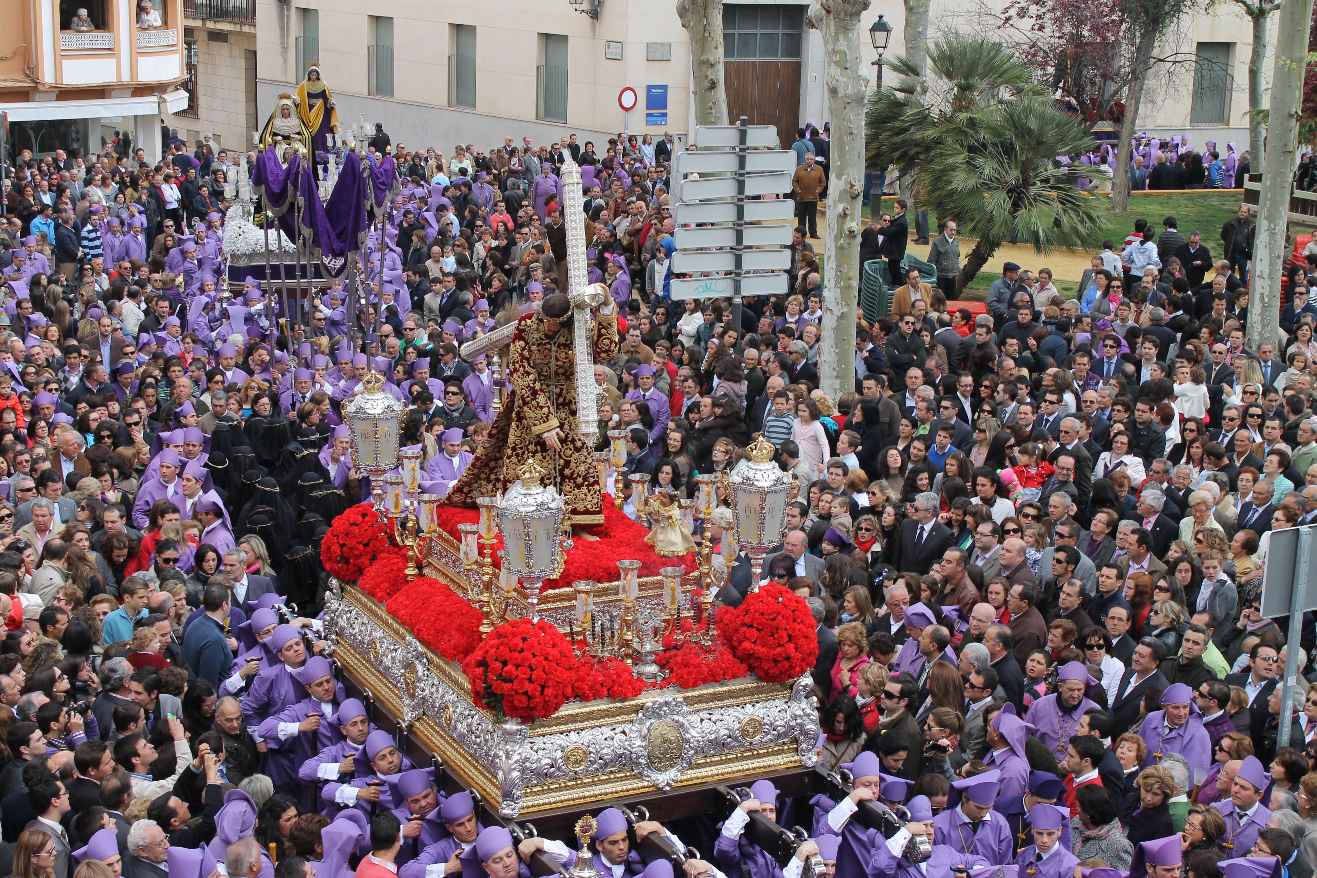Semana Santa Subbética 2018 Lucena Nazareno