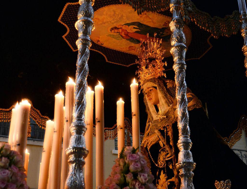 Semana Santa Subbética Cabra Virgen del Buen Fin