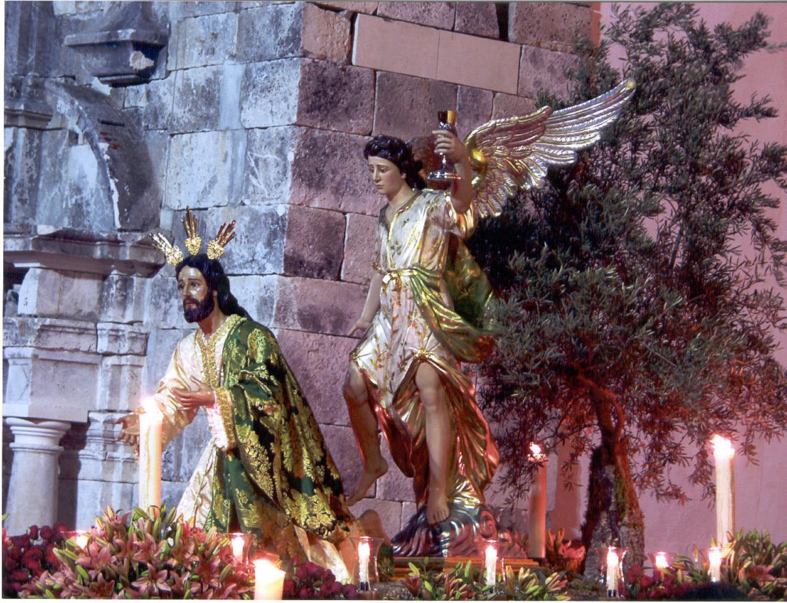 Semana Santa Subbética 2018 Doña Mencía El Huerto