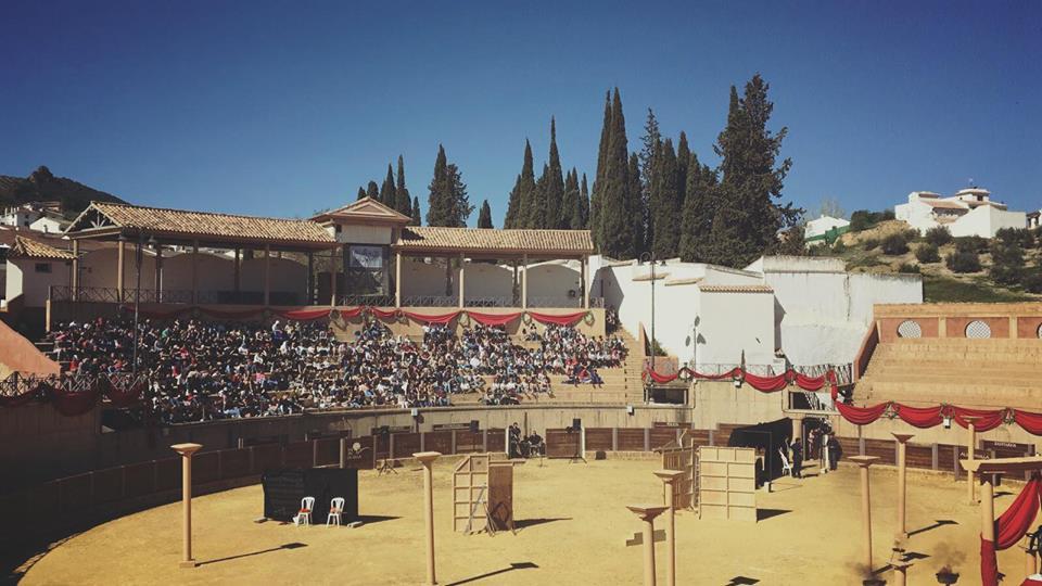 Coliseo de Almedinilla Subbética Cordobesa