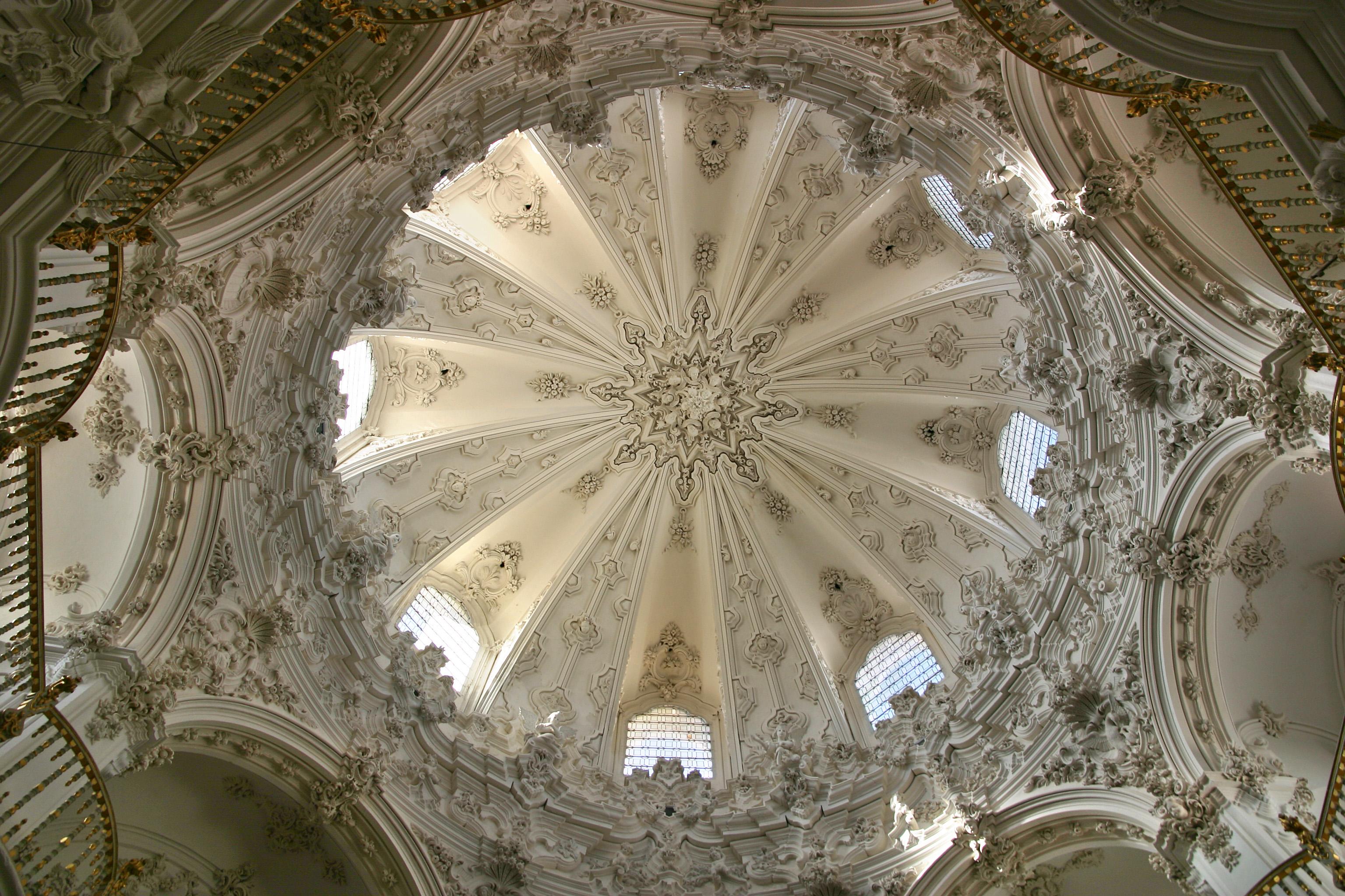 Turismo Rural 2018 Cultura cúpula Priego de Córdoba