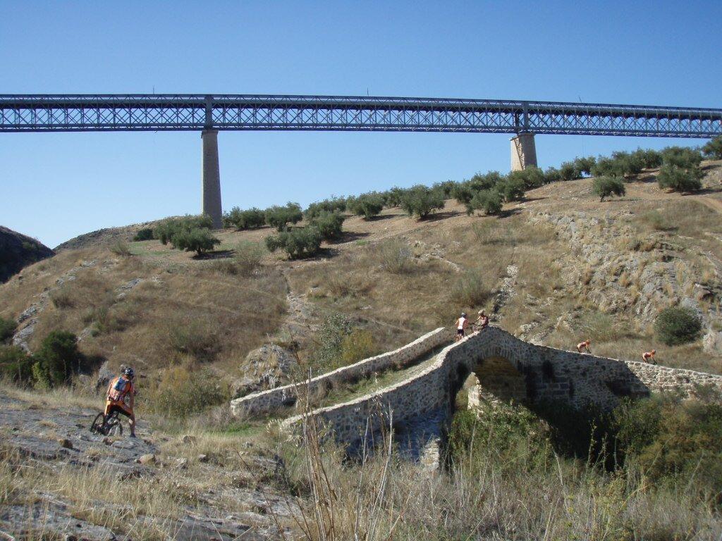 Vía Verde de la Subbética Puente