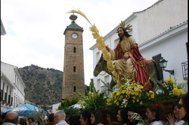 Semana Santa Subbética 2018 Almedinilla La Borriquita
