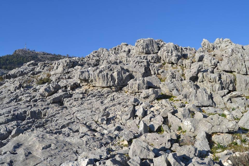 Geoparque de las Sierras Subbéticas Lapiaz de los Lanchares Cabra