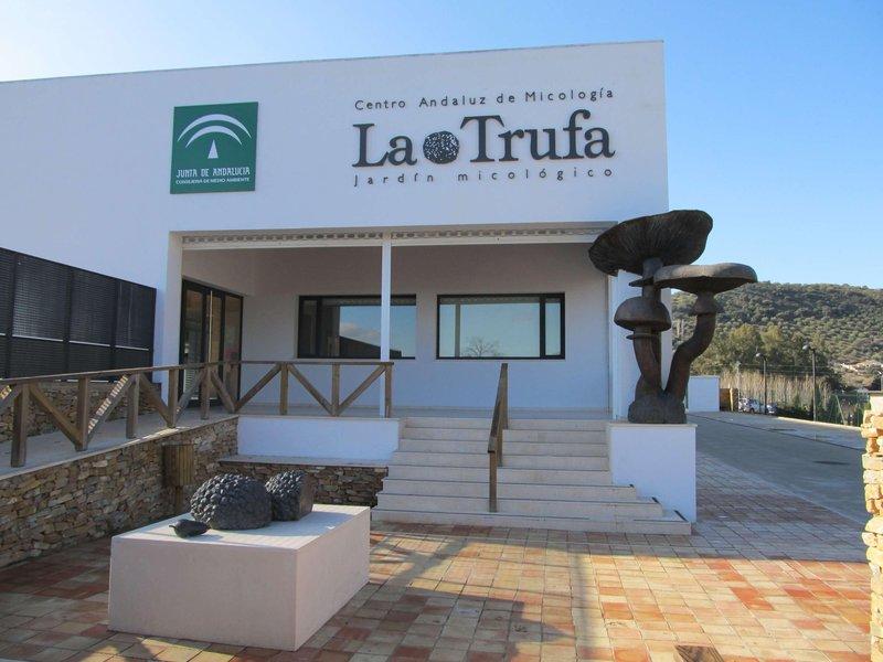 Jardín Micológico La Trufa en Zagrilla
