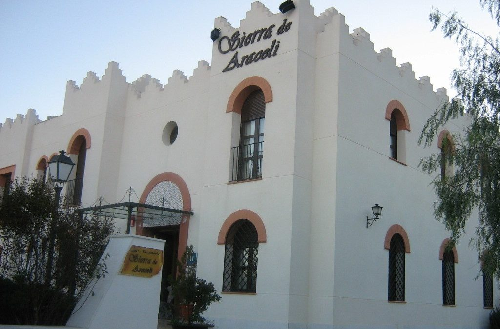 HOTEL RESTAURANTE SIERRA DE ARACELI