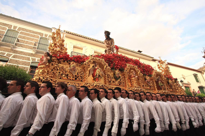 Domingos de Mayo de Priego de Córdoba Hermandad de la Columna