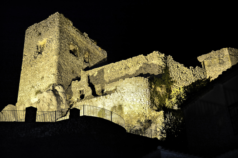 Castillos de la Subbética Luque Noche
