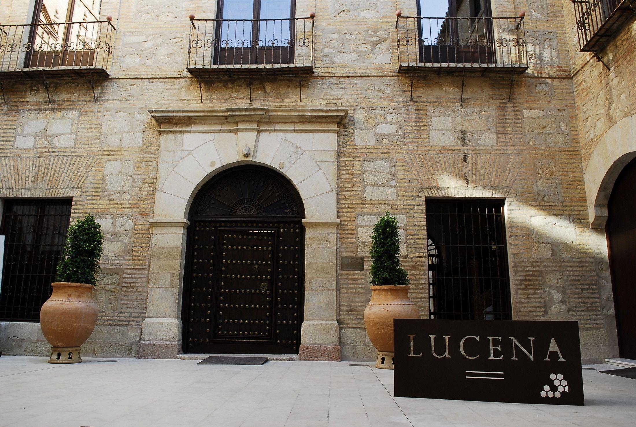 Palacio de los Condes de Santa Ana Lucena