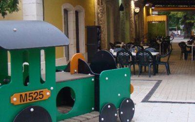 Restaurante El Andén, gastronomía a pie de estación