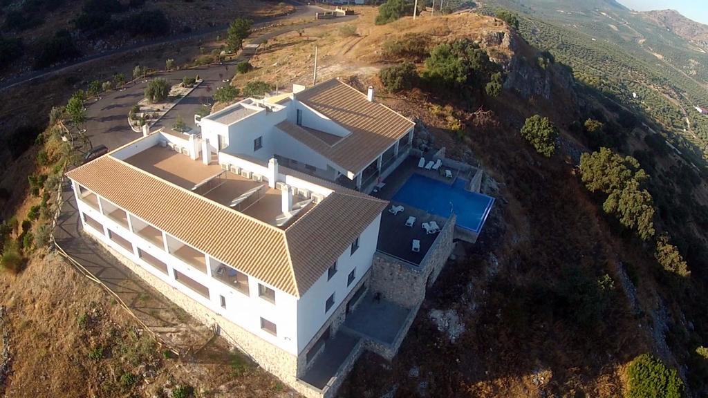 Panorámica de Apartamentos Rurales Los Castillarejos