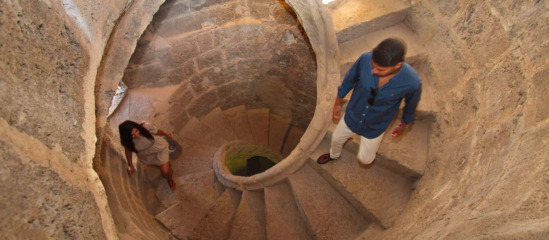 Interior de las Carnicerías Reales en Priego de Córdoba