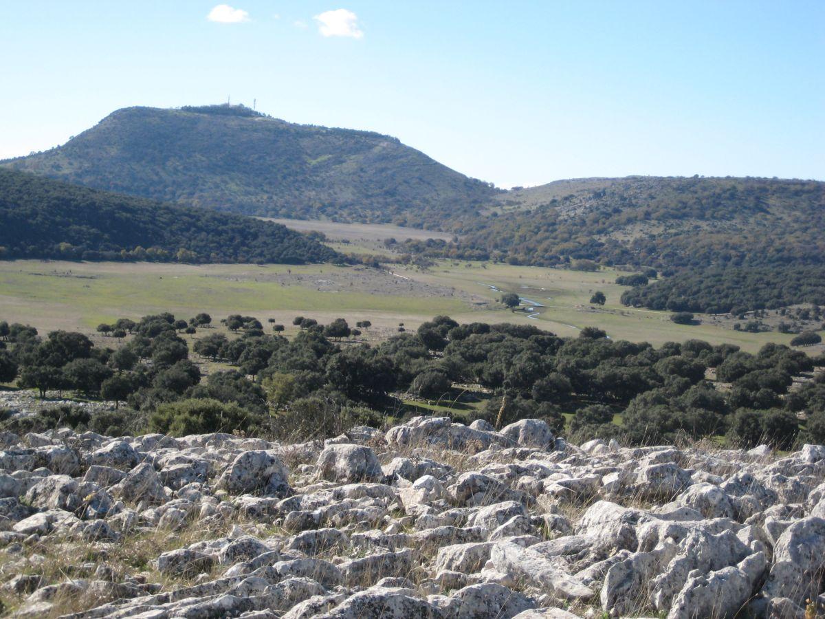 Picacho de la Sierra de Cabra