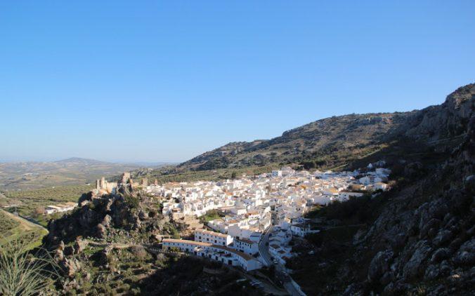Vista de Zuheros