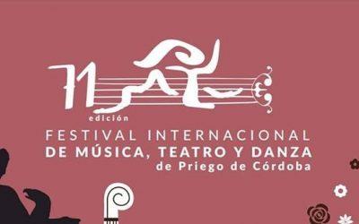 71º Festival Internacional de Música, Teatro y Danza en Priego de Córdoba
