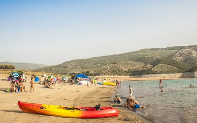 Actividades náuticas en la Subbética, ideales para disfrutar del verano