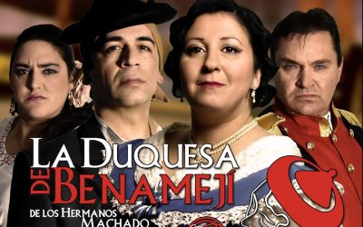 Envuélvete en el drama romántico de La Duquesa de Benamejí