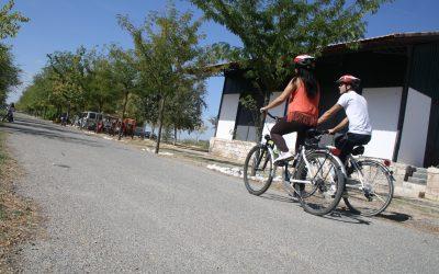 Centro Cicloturista Subbética, a pedales por la Vía Verde