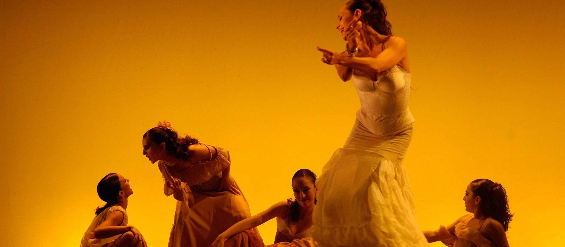 Actuación del Festival Internacional de Música, Teatro y Danza de Priego