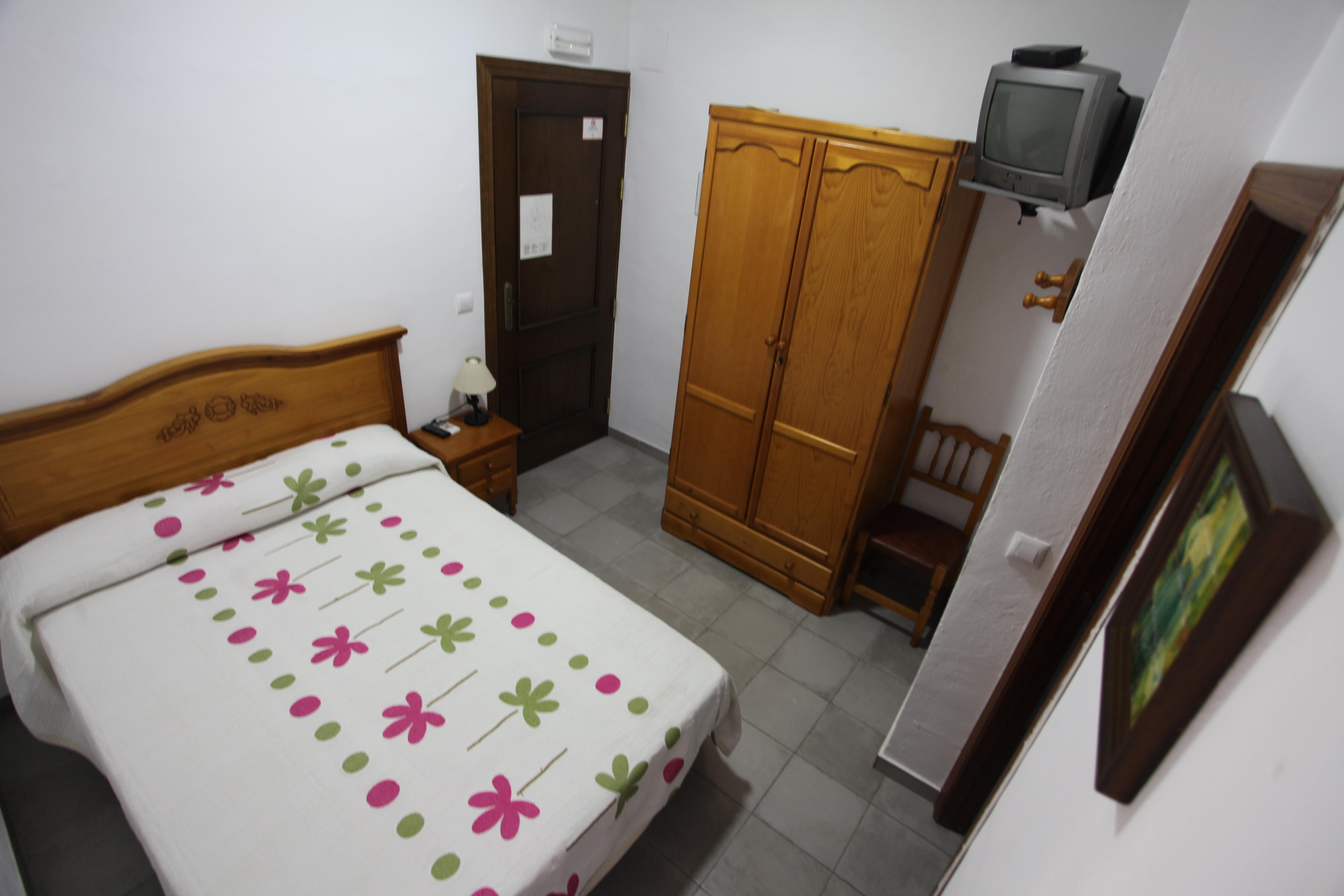 Habitación de Pensión Guerrero