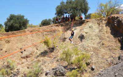 Multiaventura en la Subbética con OcioAventura Cerro Gordo