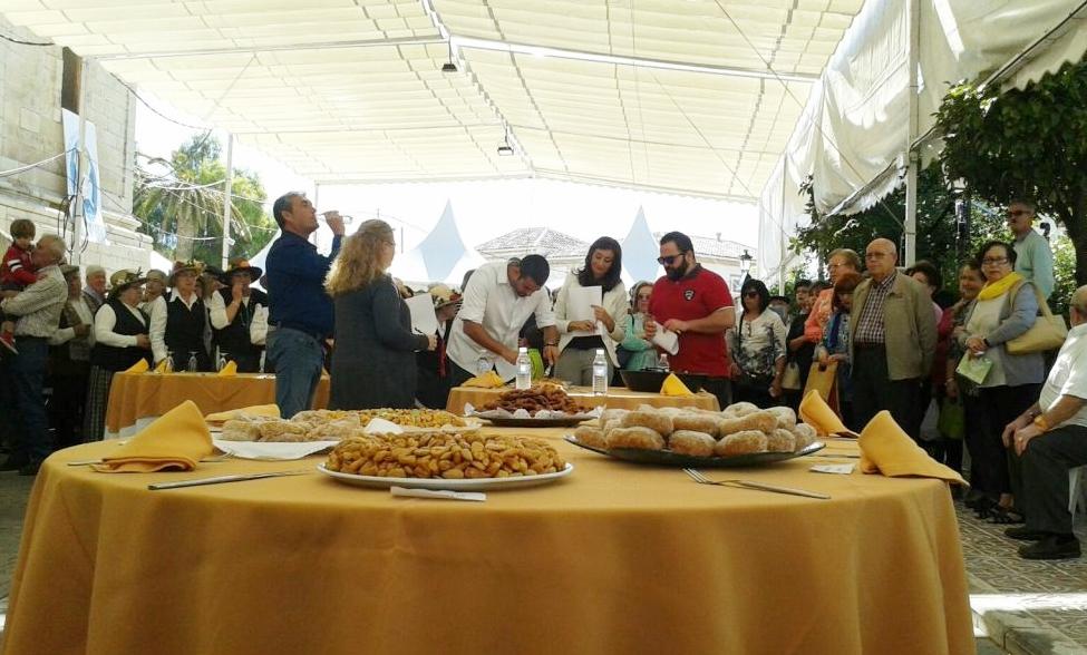 Feria del Olivar de Luque en ediciones anteriores