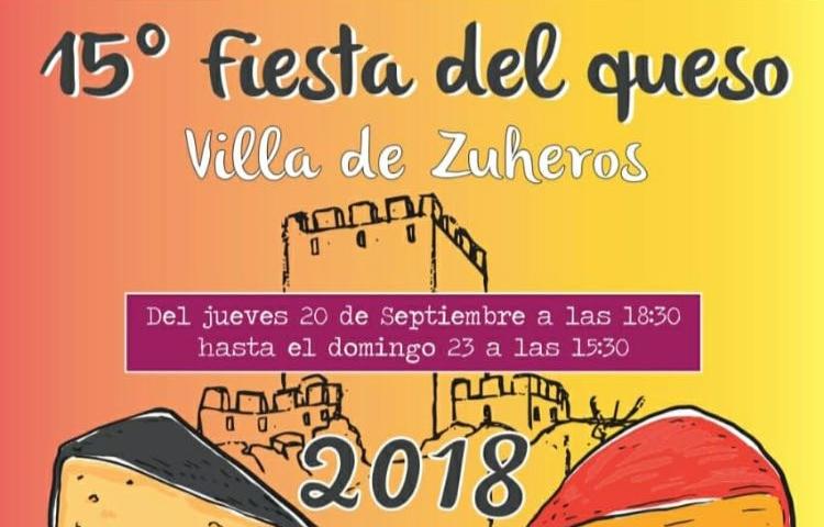 15ª Fiesta del Queso Villa de Zuheros