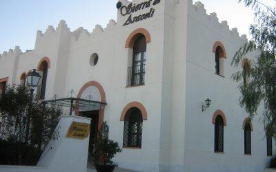 Tranquilidad y maravillosas vistas desde el Hotel-Restaurante Sierra de Araceli