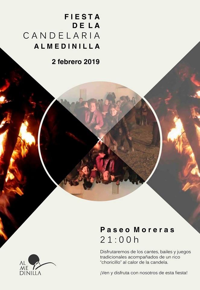 Fiesta de la Candelaria 2019 Almedinilla