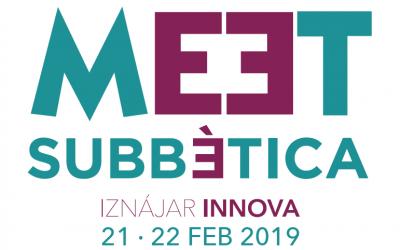 Innovación empresarial y turismo: llega el IV MEET Subbética Iznájar Innova
