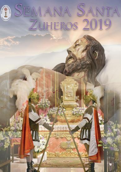 Cartel anunciador Semana Santa 2019 Zuheros
