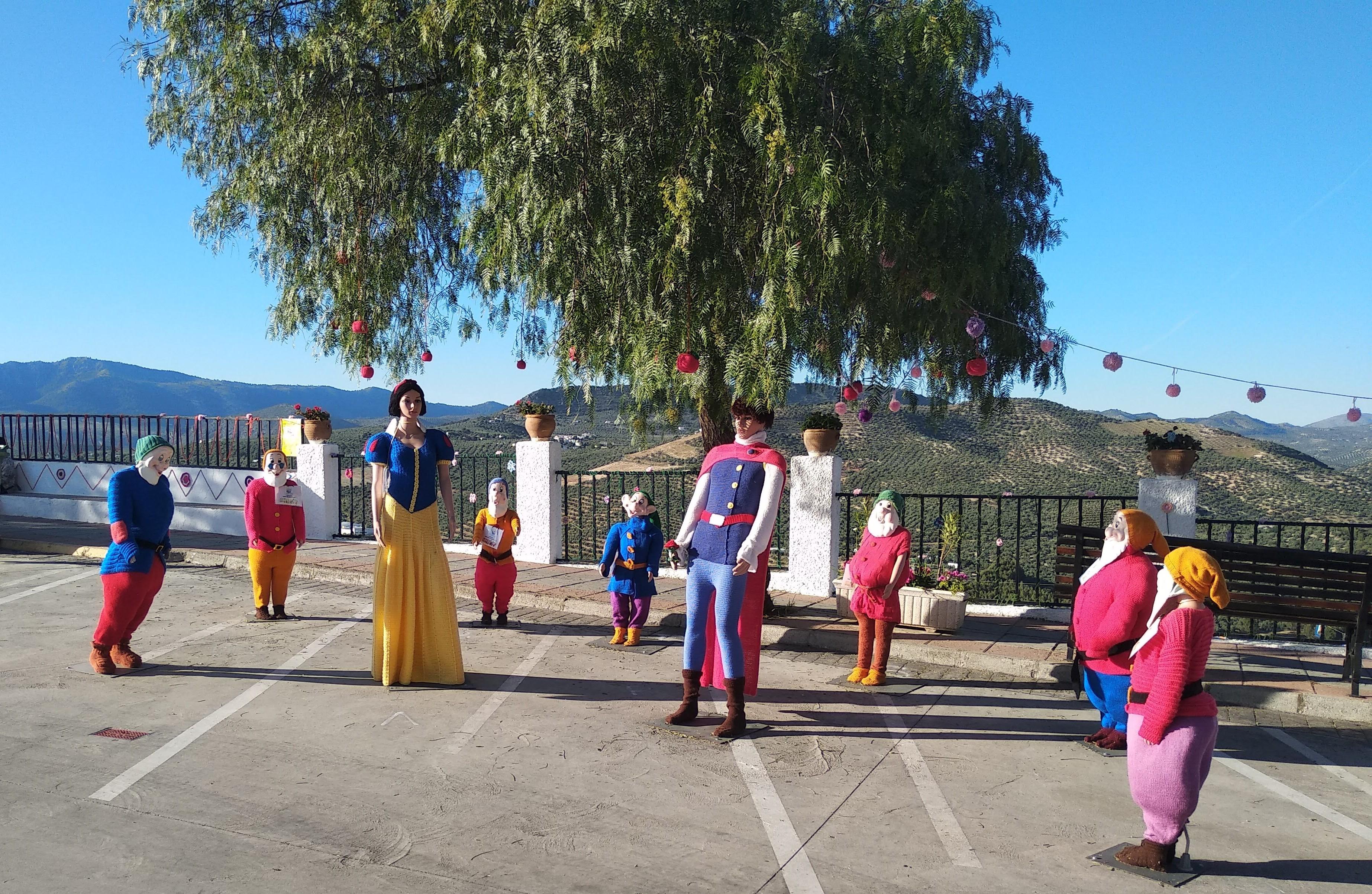 Figuras del Fantasía Knitting en Iznájar