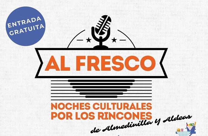 Al Fresco, noches culturales en Almedinilla