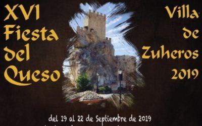 XVI Fiesta del Queso Villa de Zuheros