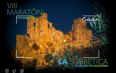 VIII Maratón Fotográfico »La Subbética, tu refugio de vacaciones»